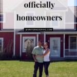 We're Officially Homeowners - JenniferMeyering.com