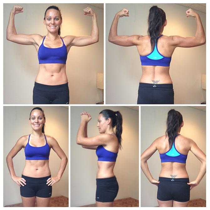 Focus T25 - Day 34 - Jennifer Meyering