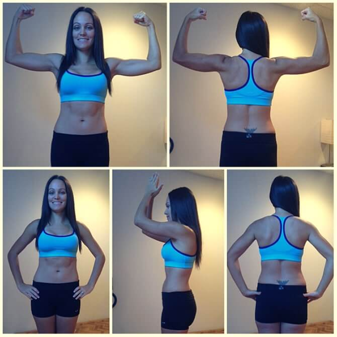 Focus T25 - Day 70 - Jennifer Meyering