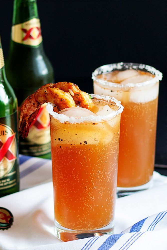 Michelada – Mexican Red Beer
