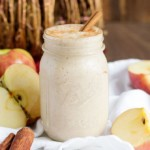 Spiced Apple Cider Protein Shake