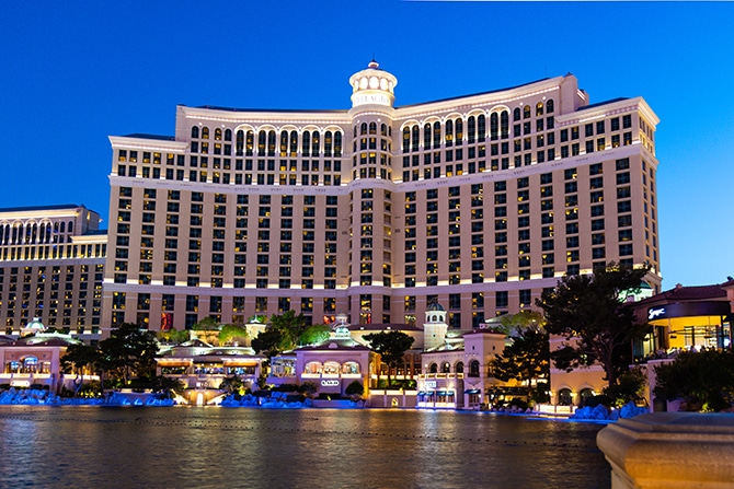Travel Guide: Las Vegas - Bellagio