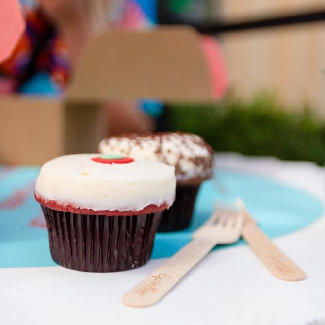 Travel Guide: Las Vegas - Sprinkles Cupcakes