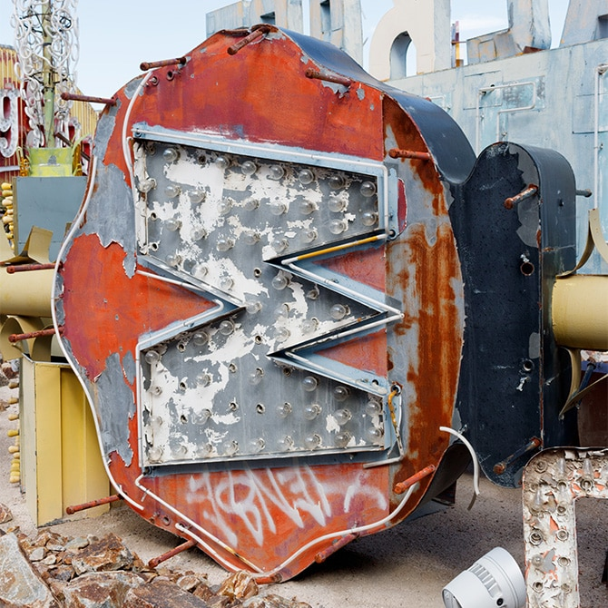 Travel Guide: Las Vegas - The Neon Museum