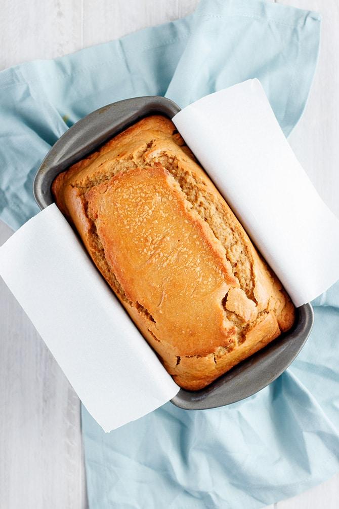Peanut Butter Bread