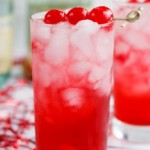Shirley Temple Champagne