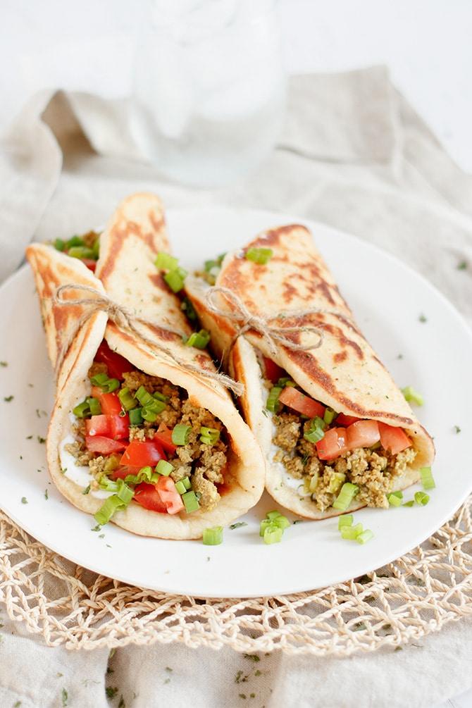 Naan Tacos