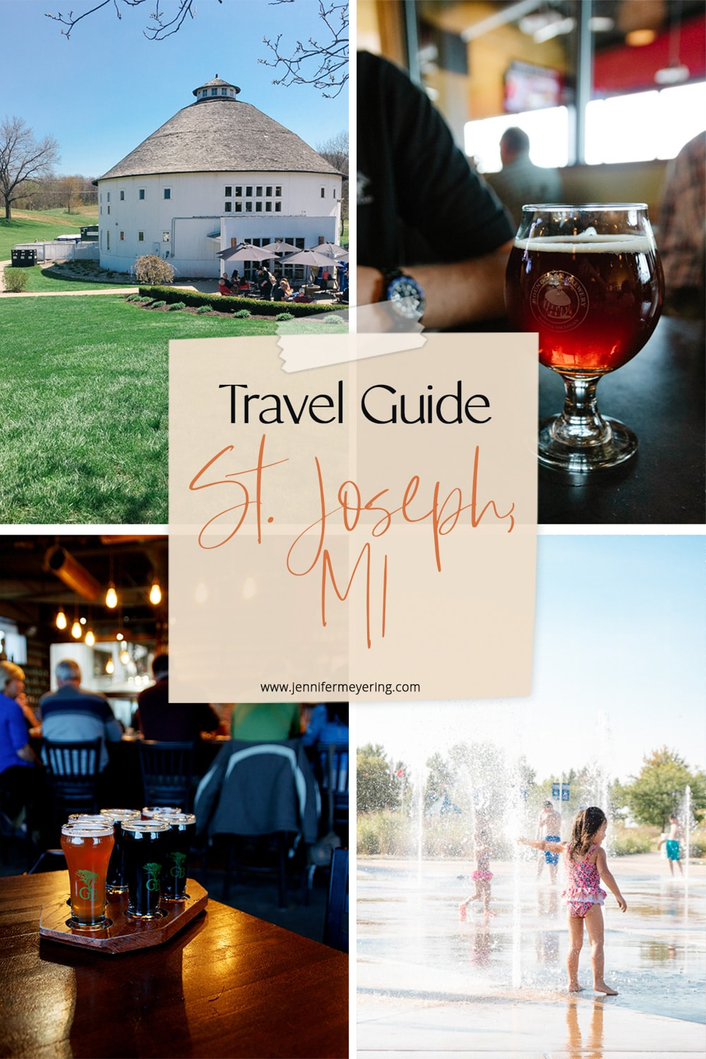 Travel Guide: St. Joseph, MI