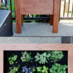DIY Raised Garden Planter Box