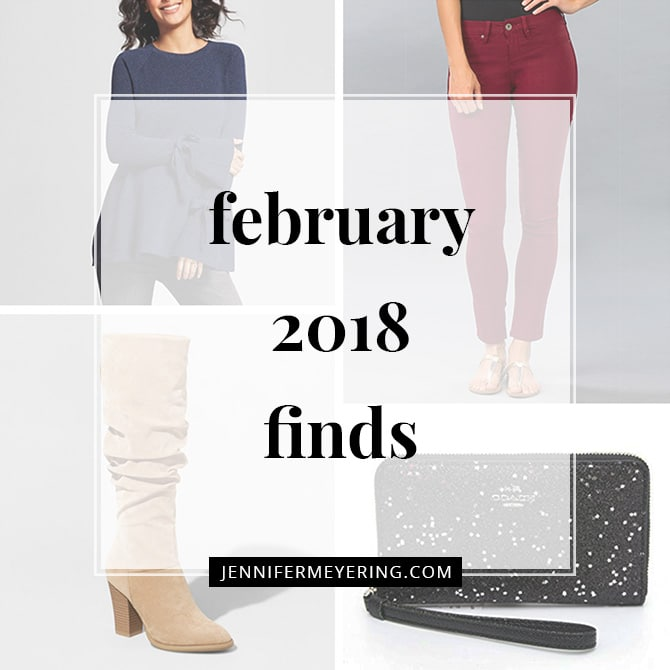 February 2018 Finds