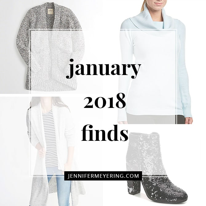 January 2018 Finds