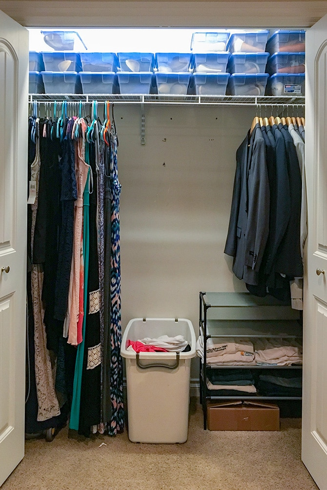 Closet 2 Update & Refresh Before