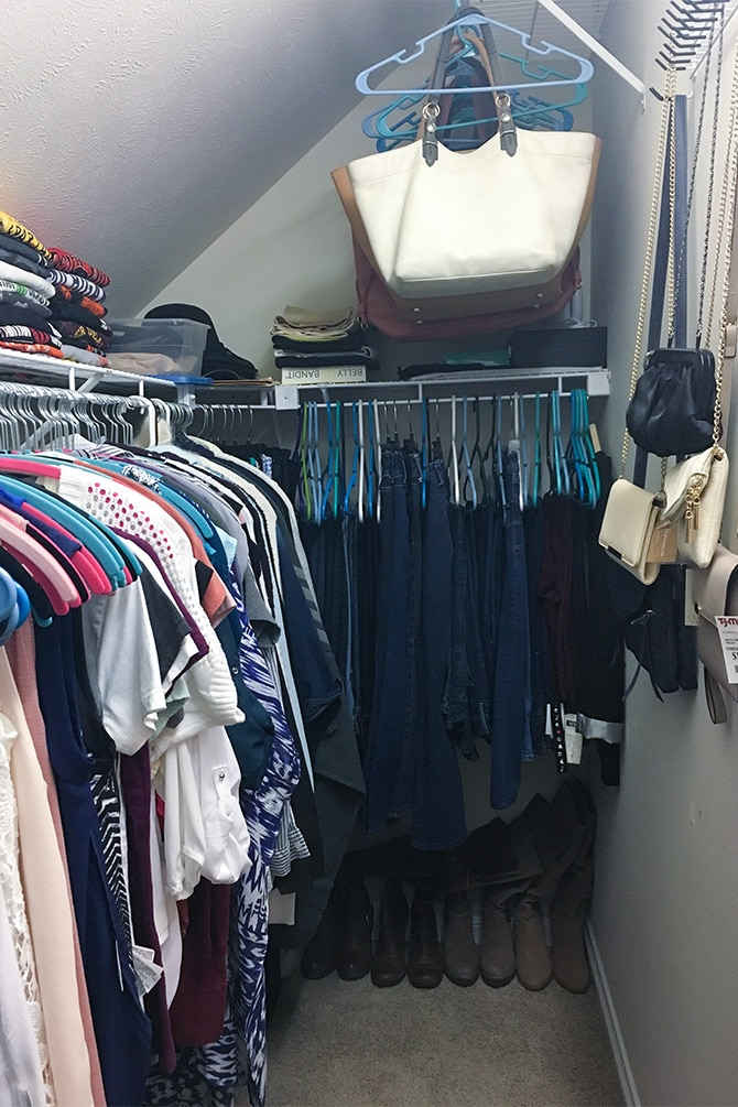 Closet Update & Refresh After