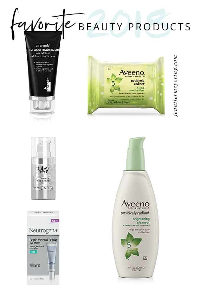 Current Favorite Beauty Products - JenniferMeyering.com