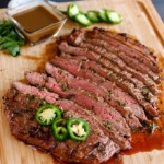 Tequila Lime Flank Steak