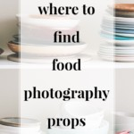 Where to Find Food Photography Props - JenniferMeyering.com