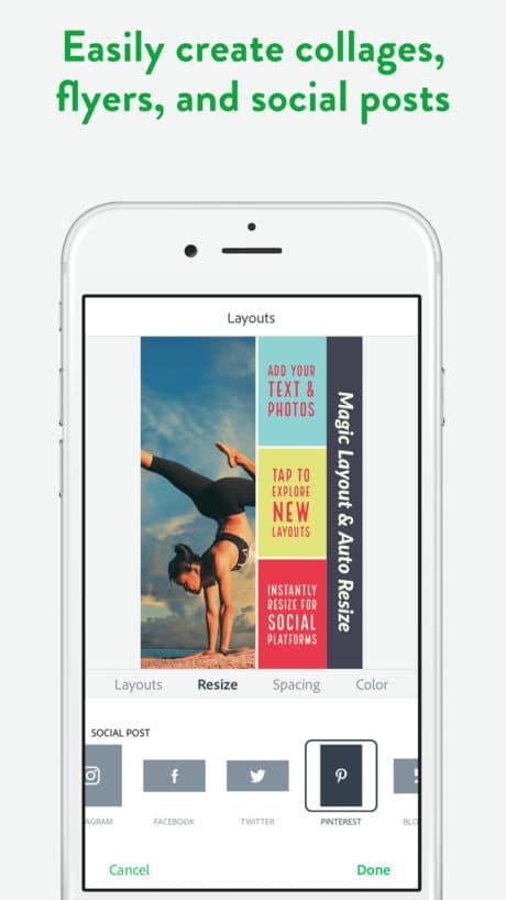 Spark Post App