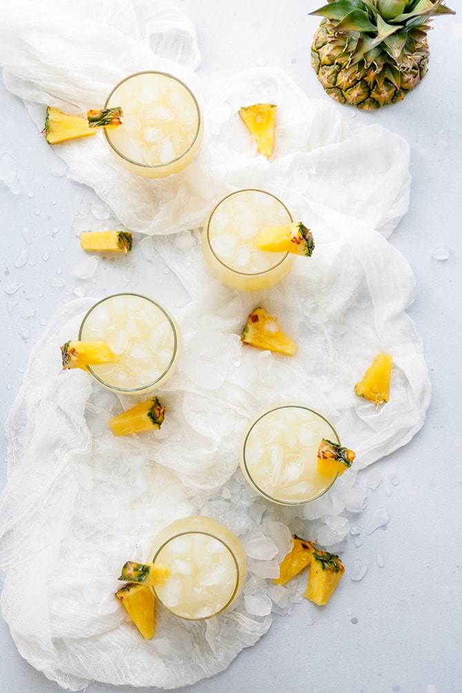 Pineapple Rum Punch
