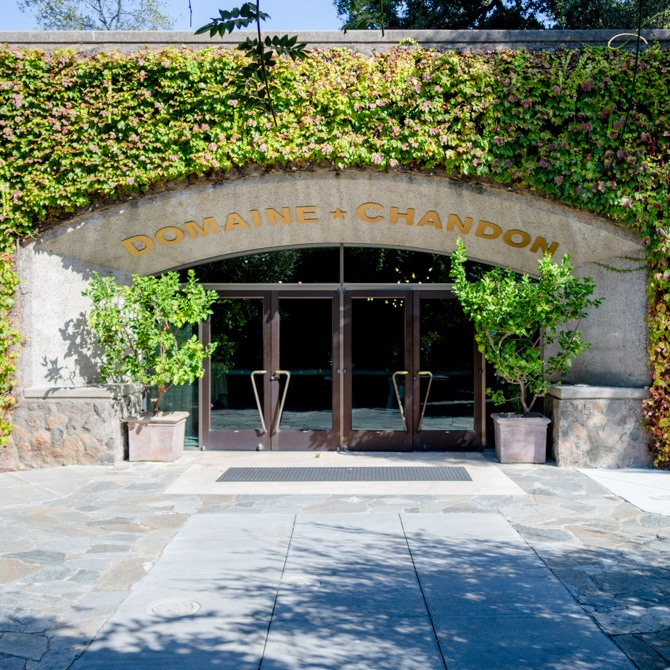 Travel Guide: Napa - Domaine Chandon