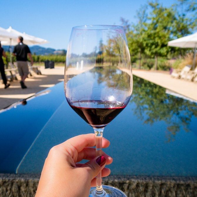 Travel Guide: Napa - Hall Wines