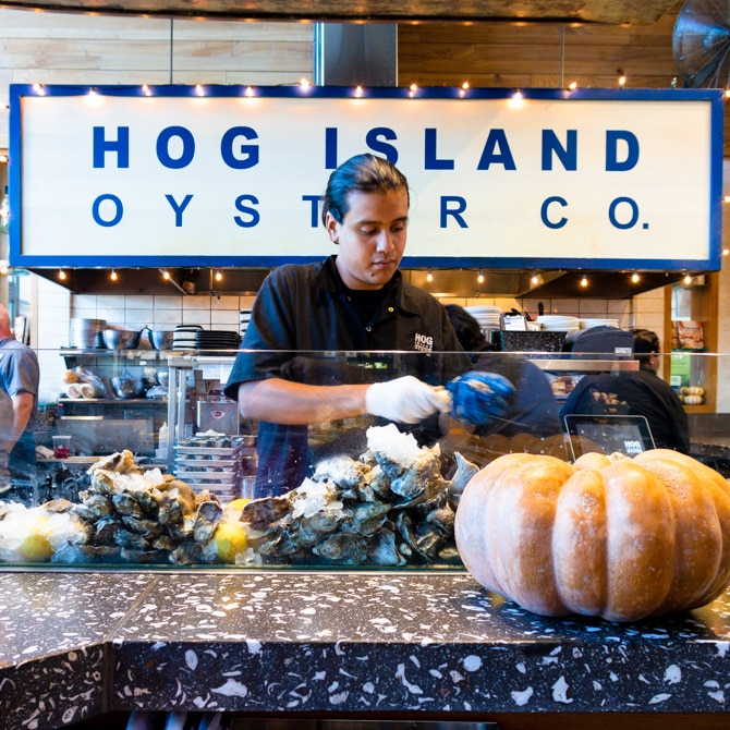 Travel Guide: Napa - Hog Island Oyster Co