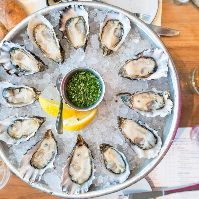 Travel Guide: Napa - Hog Island Oyster Co