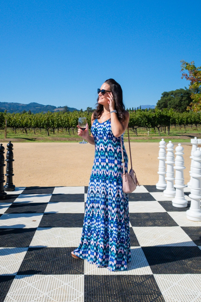 Winesday Wednesday: Napa Edition