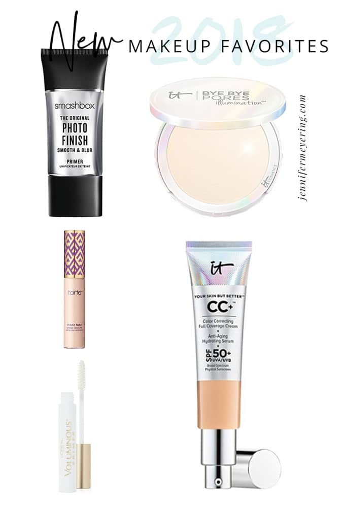 New Makeup Favorites - JenniferMeyering.com