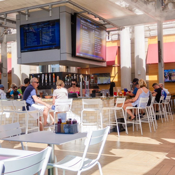 Travel Guide: Las Vegas - Beer Park
