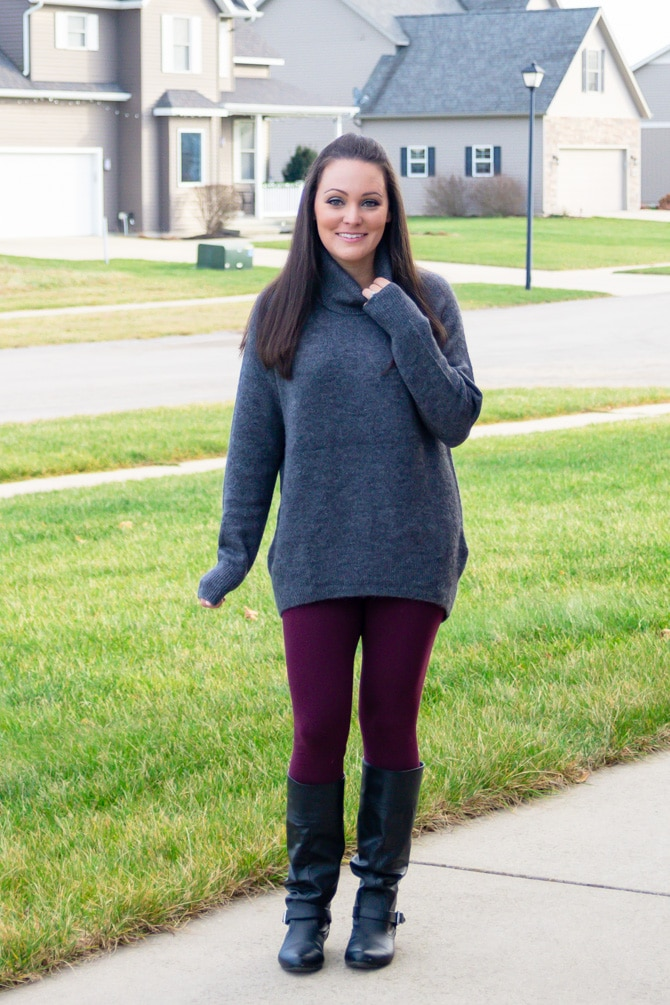 Everyday Casual: Cozy Turtleneck