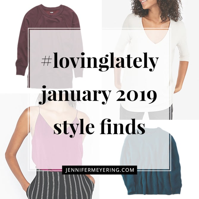 #lovinglately January 2019