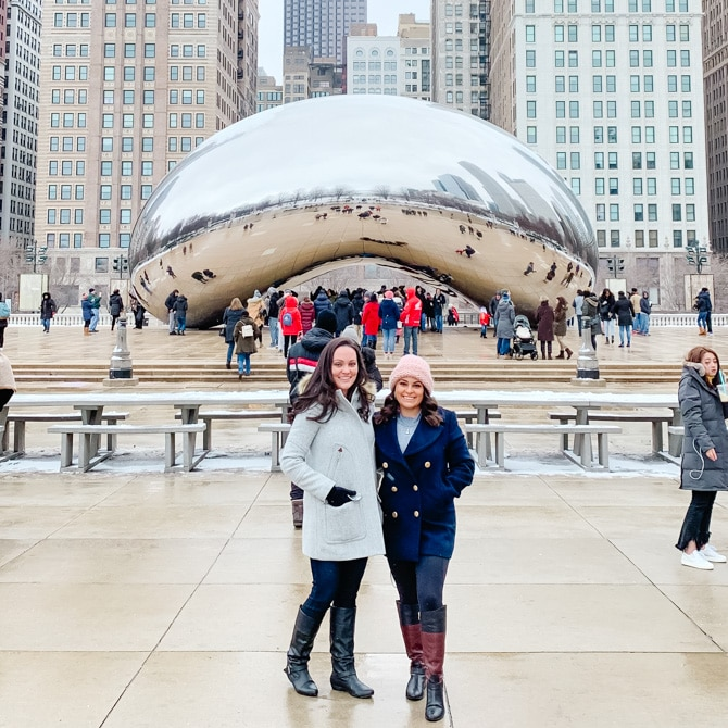 24 Hours in Chicago - Cloud Gate