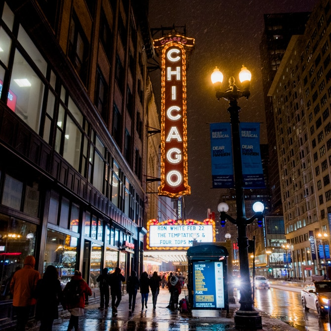 24 Hours in Chicago - Shopping