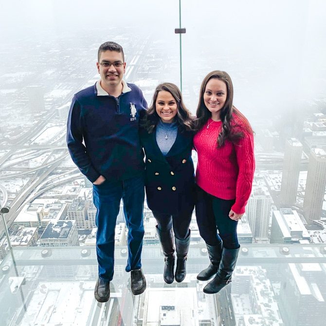24 Hours in Chicago - Sky Deck