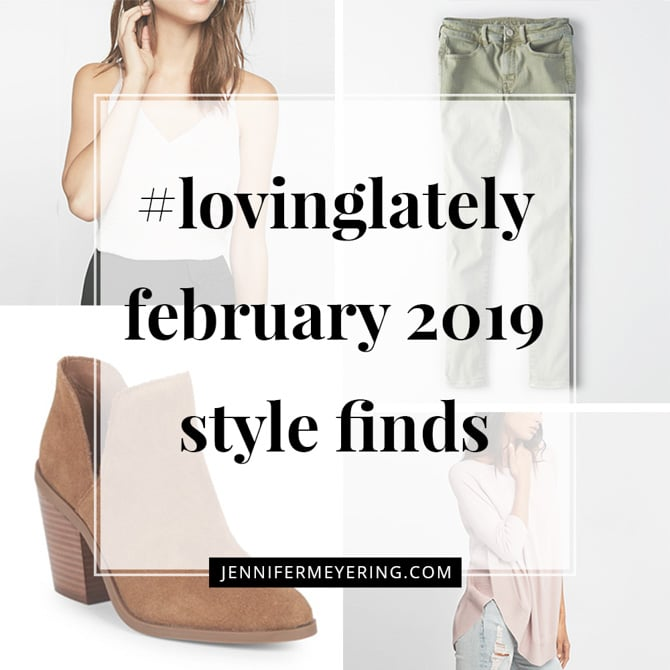 #lovinglately February 2019