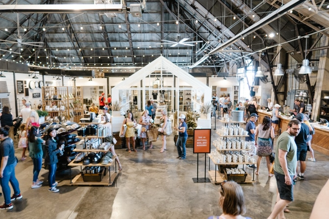 A Day at Magnolia Silos - Magnolia Market