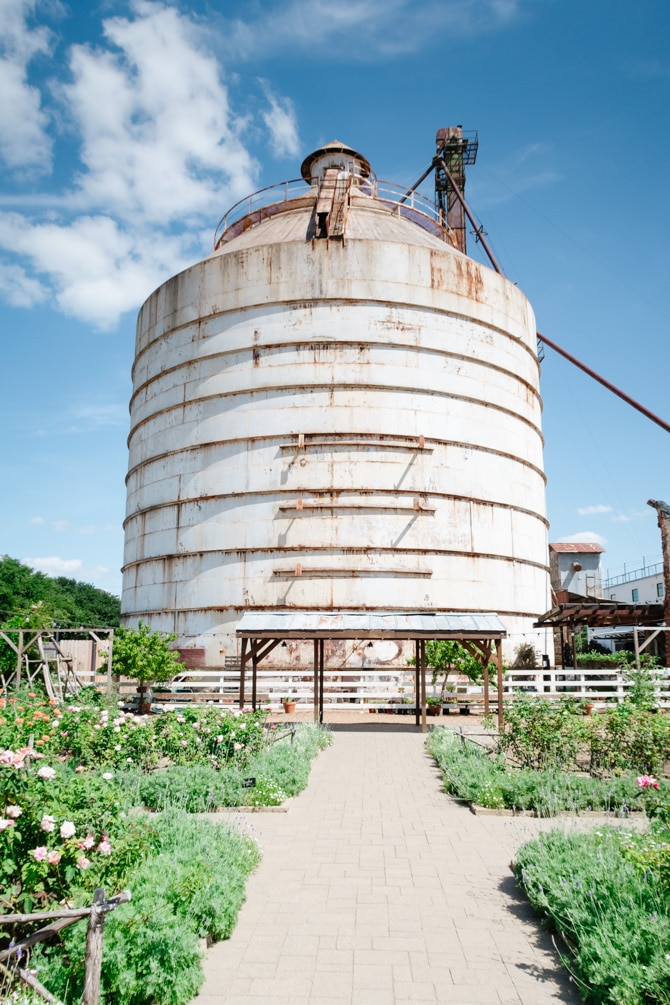 A Day at Magnolia Silos - Seed + Supply