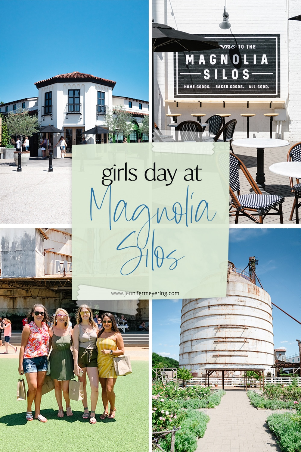 A Day at Magnolia Silos