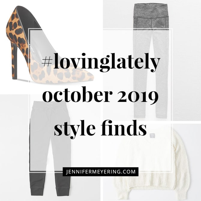 #lovinglately October 2019