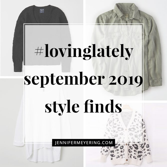 #lovinglately September 2019
