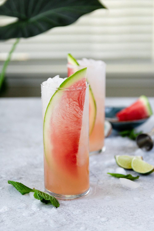 Salted Watermelon Margarita