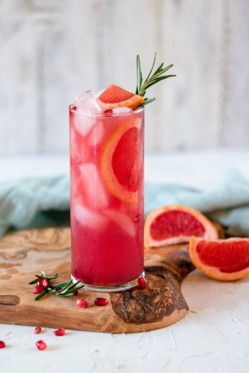 Pomegranate Paloma